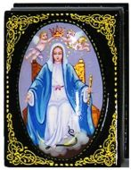 Mary Queen in Heaven