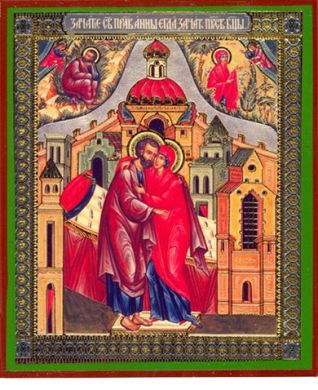 Conception of the Virgin