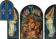 Nativity of Christ Triptych