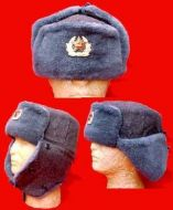 RUSSIAN ARMY WINTER HAT. 70s-80s. BIG SIZES